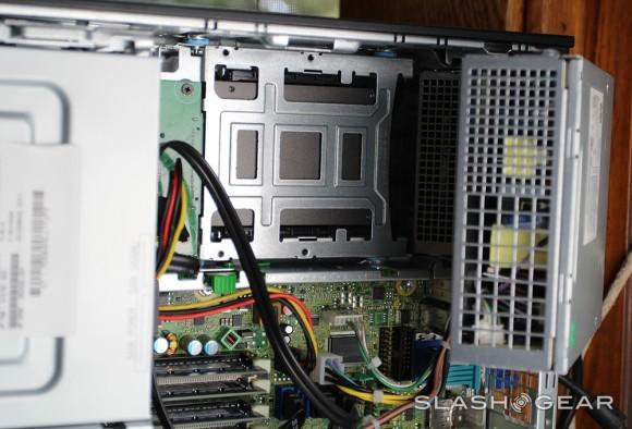 HP Z220 SFF Workstation Review - SlashGear