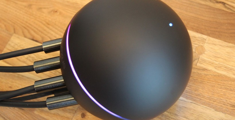 Google Nexus Q hands-on