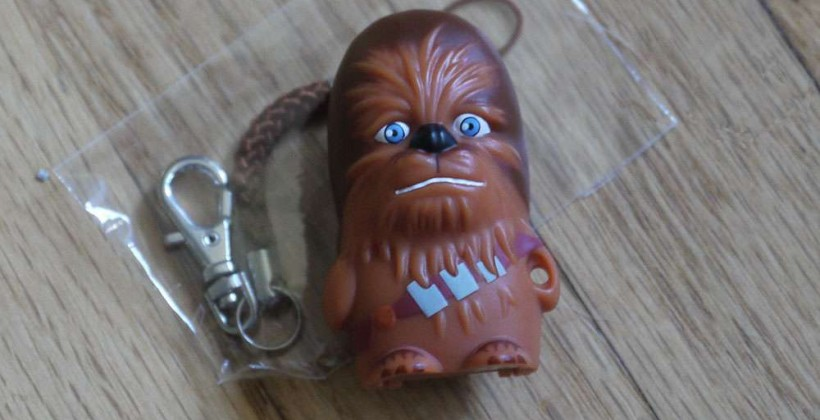 Chewbacca MIMOMICRO microSD Card Reader Review