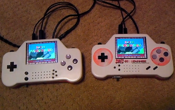 SNES-001 Advance brings dual-controller mod to retro gamers