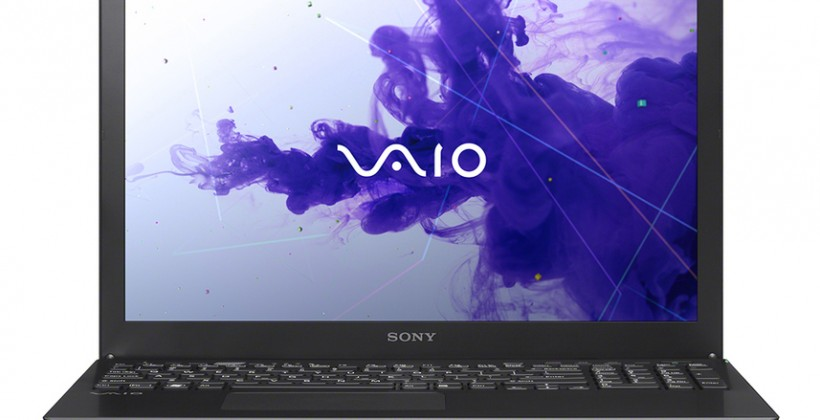 Sony refreshes VAIO lineup with Ivy Bridge