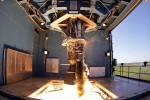 SpaceX tests new rocket engine