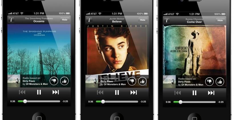 Spotify Radio hits iPhone and iPad for free - SlashGear