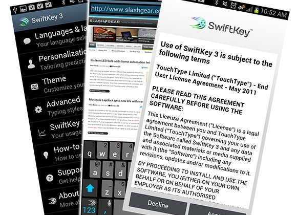 SwiftKey 3 launches officially (with a discount, too!)