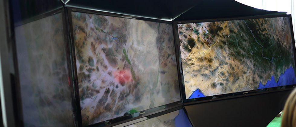 Google Earth 3D hands-on at Google I/O