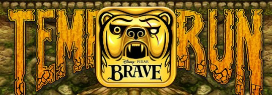 Temple Run: Brave announced for cross-branding greatness