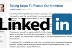"LinkedIn hack update includes ""no unauthorized access"""