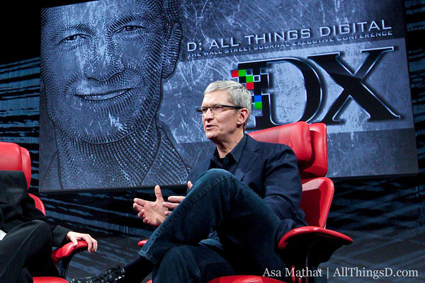 Tim Cook D10 video released: Steve Jobs, Mac and more