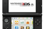 Nintendo 3DS XL fondled on video