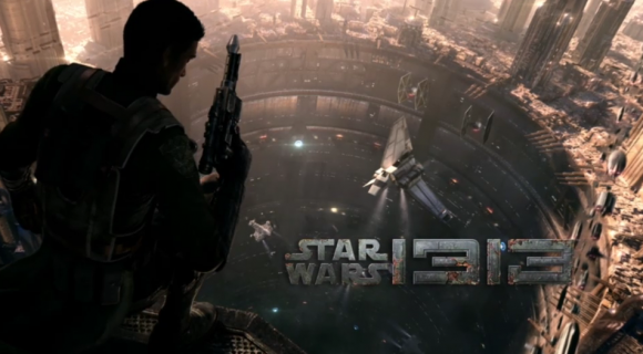 First real Star Wars 1313 game play footage shown off at E3