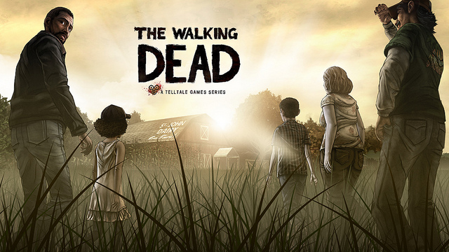 The Walking Dead video game continues Friday