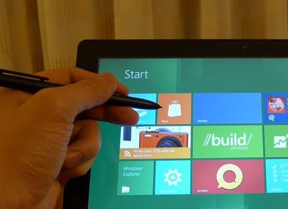 Microsoft brand Windows 8 tablet must be developer-only
