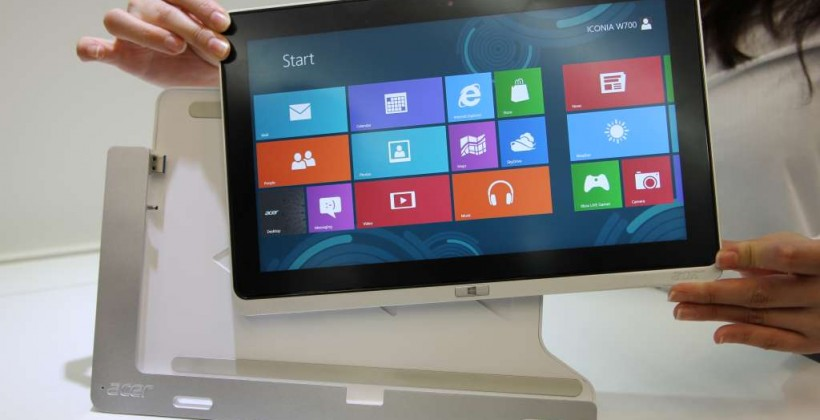 Microsoft Tablet: Desperation demands options