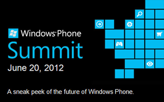 Windows Phone Summit: We're here for WP8!