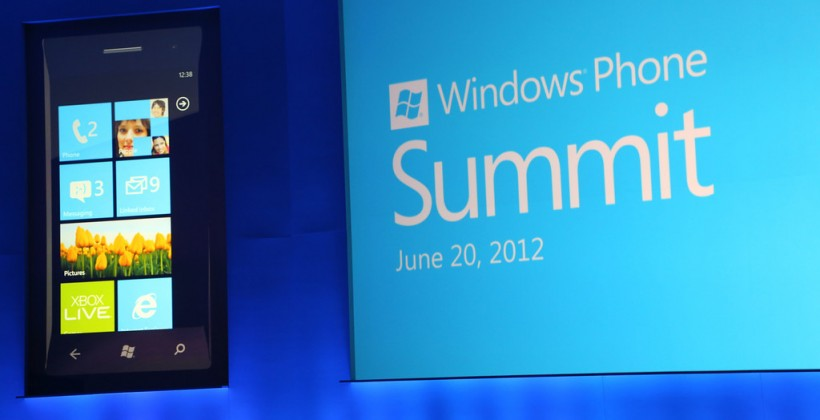 Windows Phone Summit WP8 video goes live