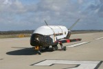 Air Force X-37B returned to Earth over the weekend