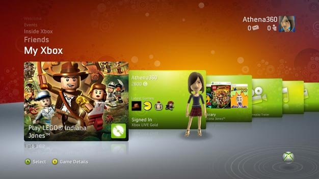 Microsoft Xbox 360 firmware update goes live for all