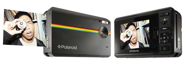 Polaroid unveils Z2300 Instant Digital Camera