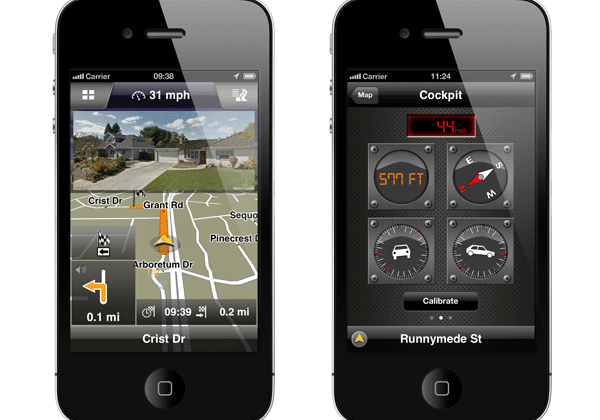 Navigon iPhone update adds Street View