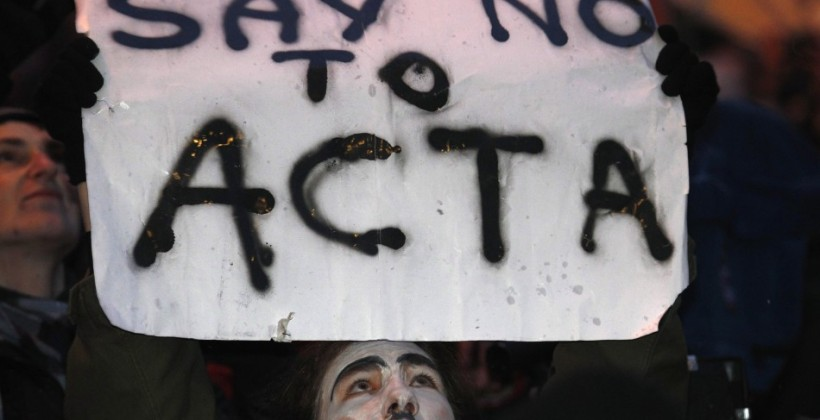 European Parliament rejects ACTA in 478 to 39 vote