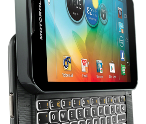 Motorola PHOTON Q 4G LTE official with QWERTY and ICS