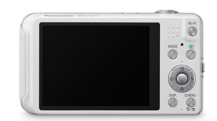 Panasonic Lumix SZ5 wifi camera brings on the cloud