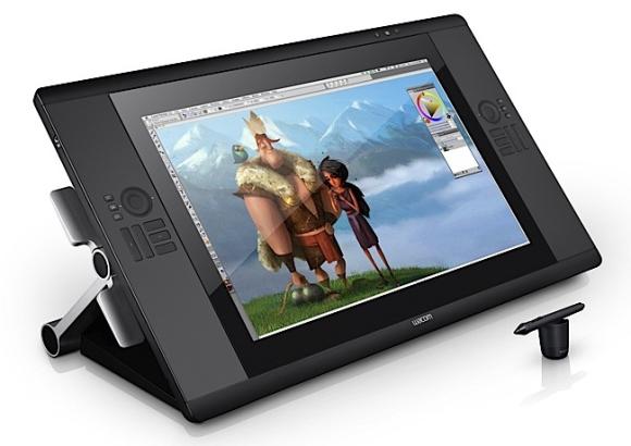 Wacom announces Cintiq 22HD and Cintiq 24HD touch