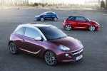 Vauxhall ADAM city car offers smartphone hub and LED star ceiling