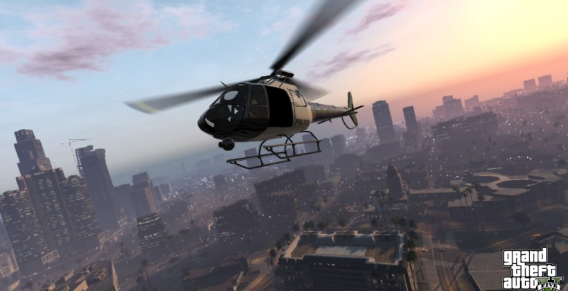 Rockstar teases Grand Theft Auto V with two new screenshots