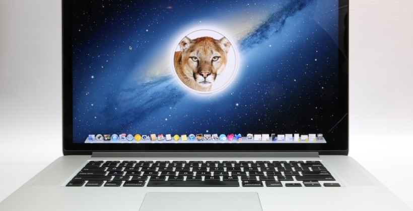 Apple OS X Mountain Lion Review