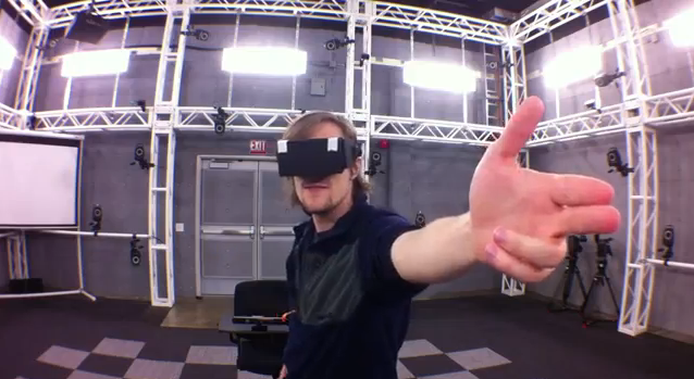 Project Holodeck aims to bring full 3D virtual reality to gaming