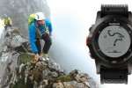Garmin introduces fenix outdoor GPS watch