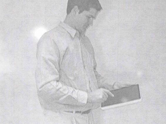 Original iPad prototype photos appear via Jonathan Ive