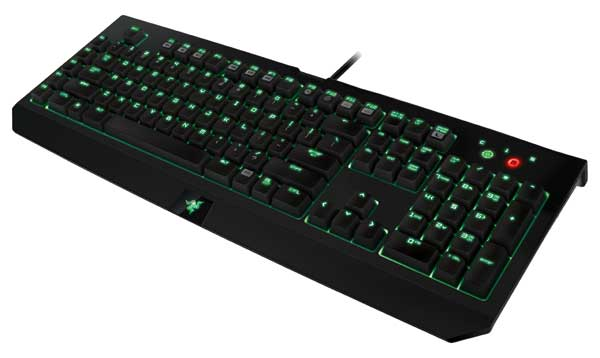 Razer BlackWidow 2013 edition gaming keyboard debuts