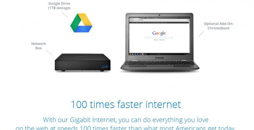 Google Fiber web plan revealed for $70/mo