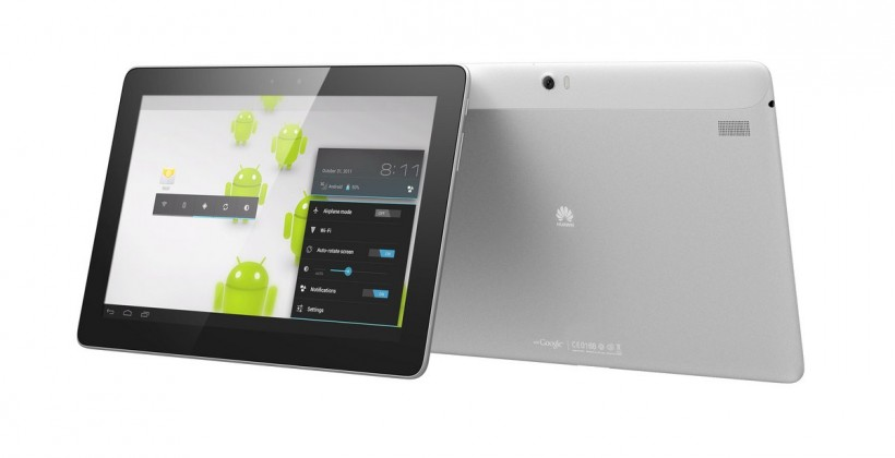 Huawei MediaPad 10 FHD coming in August for under $500