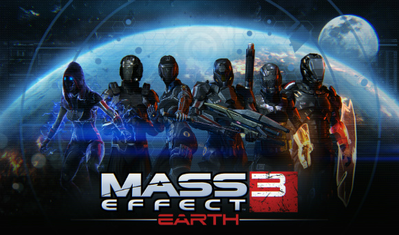 Mass Effect 3 Earth DLC officially confirmed by BioWare