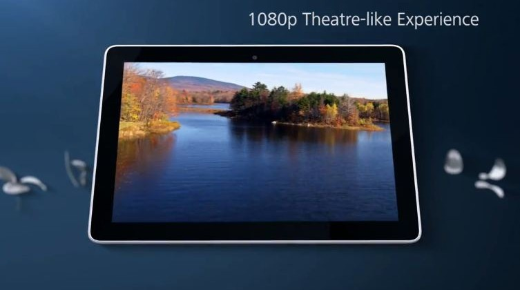 Huawei MediaPad 10 gets new promotional video