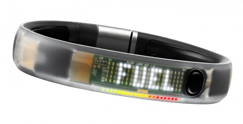 Nike+ FuelBand ICE makes fitness transparent