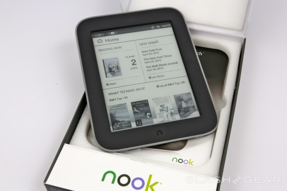 "New Nook will reportedly feature a ""revolutionary"" screen"