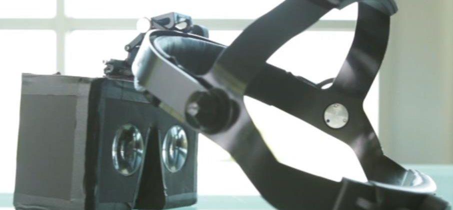 Early Oculus Rift prototype revealed