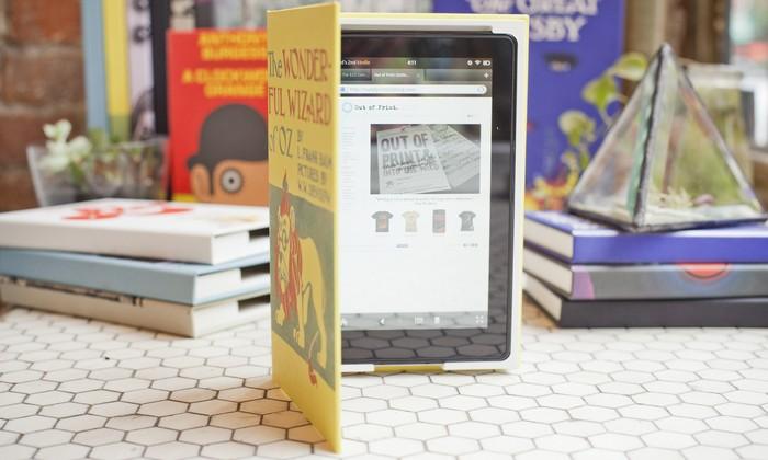 Out of Print tablet jackets hit Kickstarter goal