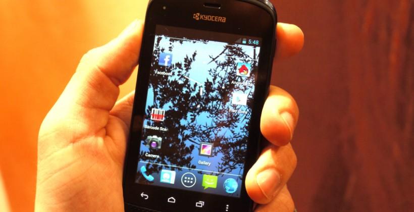 Kyocera Hydro set to make a splash on Boost Mobile