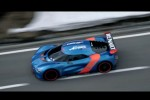 Renault Alpine A110-50 takes on Alps and inspiration