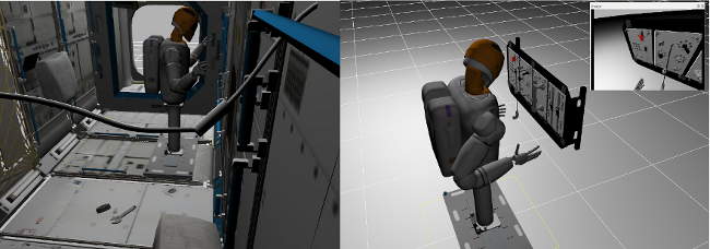 NASA Robonaut 2 Simulator stack now available for public download