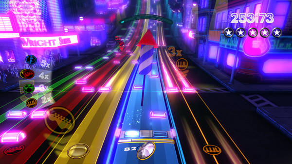 Rock Band Blitz hits XBLA and PSN in August