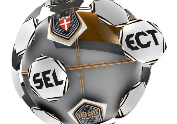 FIFA approves smart soccer ball based on Select iBall