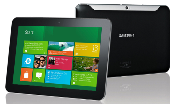 Samsung Windows RT tablet tipped for October with Qualcomm chip