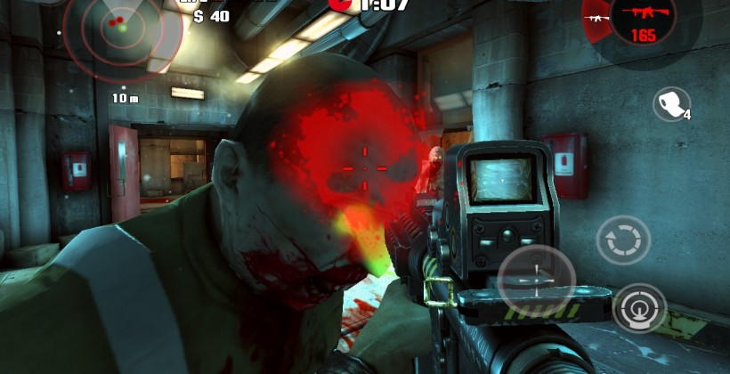 Dead Trigger THD zombie-killing Android FPS hands-on