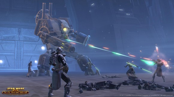 Star Wars: The Old Republic going free-to-play later this year